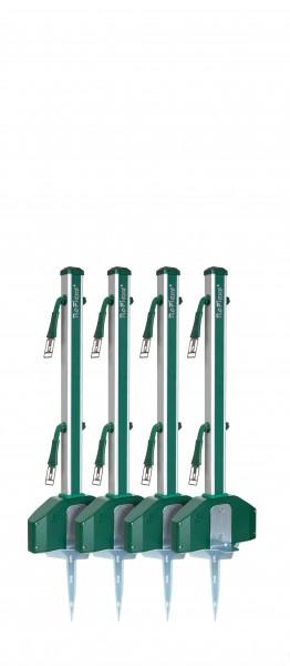 RoFlexs Premium 98 Zaun Set